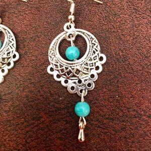 Jewelry - NWT Bohemian Earrings
